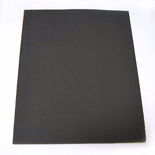 - Papier Glas,. SS Papier, Schleifpapier wasserfest von 23x 28cm für polieren von Möbel Autos indem 120à 2000Assortiment de-Papier Glas DE Grain