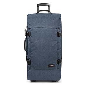 Eastpak Koffer TRANVERZ L, 121 liter, 79 x 40 x 33 cm, Blau (Double Denim)