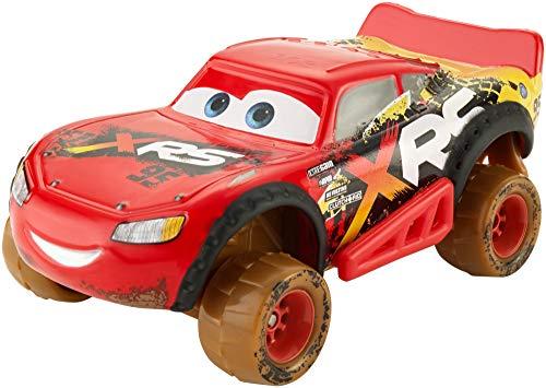 Mattel- Disney Cars-Vehículo XRS Rayo Mcqueen, Coches de...