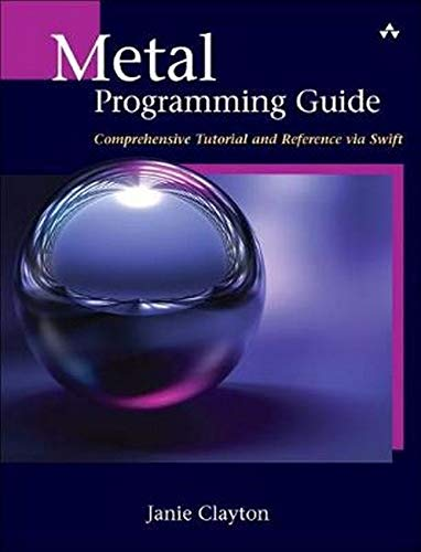 Metal Programming Guide: Tutorial and Reference via Swift