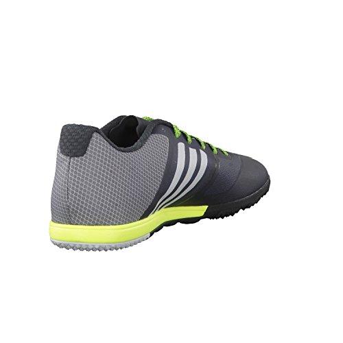 adidas , Herren Fußballschuhe dark grey/clear grey s12/solar yellow