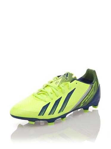 adidas Fußballschuh Gelb/Blau