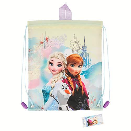Disney Frozen - Tasche Merienda, Mehrfarbig (Stor ST-22854)