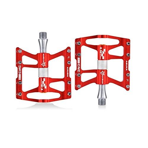 KEHUITONG Fahrrad Pedal, Fahrrad Pedal aluminiumlegierung, San Peilin Pedal leichte rennrad Lager Pedal Pedal Fahren, hohe qualität (Color : A5)