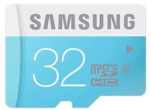 Samsung Carte Mémoire Standard MicroSDHC Classe 6 MB-MS32D/EU 32 Go Sans adaptateur SD