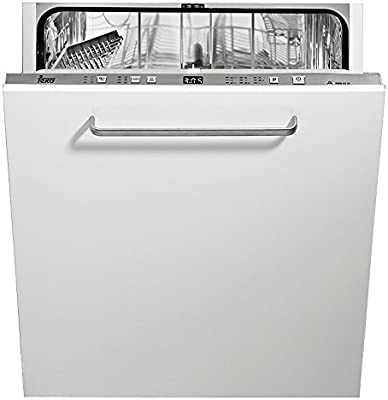 Teka DW8 57 FI Totalmente integrado 13cubiertos A++ lavavajilla - Lavavajillas (Totalmente integrado, Acero inoxidable, Botones, 13 cubiertos, 49 dB, A)