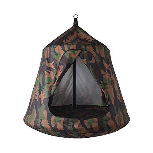 JTYX Enfants balançoire Chaise Loisirs de Camping imperméable en Plein air extérieur Suspendus chaises hamac