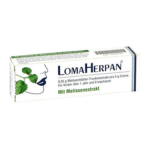 LOMAHERPAN Creme 5 g Creme