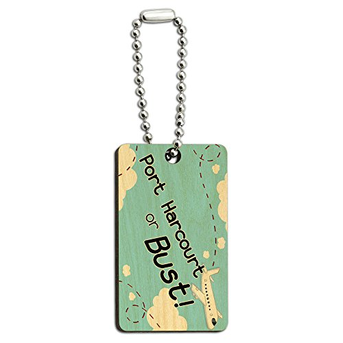 port-harcourt-or-bust-flying-airplane-wood-wooden-rectangle-key-chain