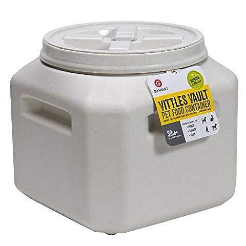 Vittles Vault Pet Food Container 30lb 14 X 14 X 13