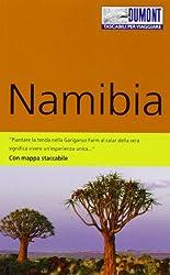 Namibia. Con mappa