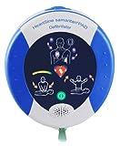 Heartsine PAD 500P Defibrillator für Erwachsenen und Kinder mit Herzdruckmassage-Assistent