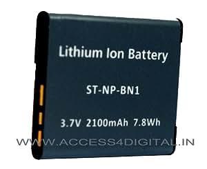 Replacement Battery Sony-BN1 for DSC-W350,DSC-W380, DSC-W390, DSC-WX5.T99, -TX5, -TX7, -TX9,W310,W330.