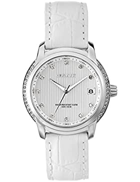 GANT Damen-Armbanduhr Analog Quarz Leder W10714