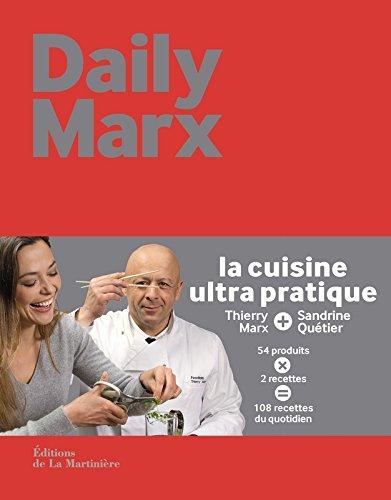 Daily Marx. La cuisine ultra pratique