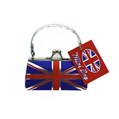 Souvenir Pelle Miniatura Guardate Jack Novità Borsa Regalo British Union