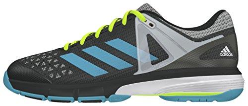 adidas Damen Court Stabil 13 Handballschuhe Mehrfarbig (Dgh Solid Grey/Vapour Blue/Ftwr White)