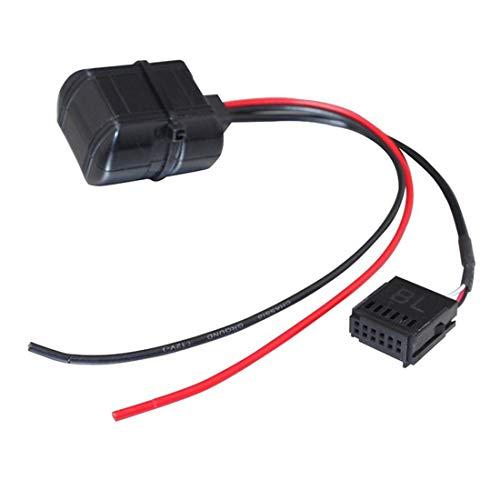 SODIAL Modulo Bluetooth del Coche para Ford Focus Adaptador Cable Auxiliar de...