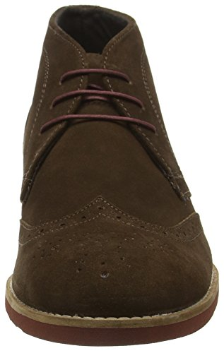 Red Tape Herren Foxhill Desert Boots Brown (Brown Suede)