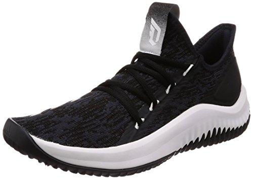 the latest c147c 94825 adidas Dame D.o.l.l.a, Chaussures de Basketball Homme, Noir (Core Black Carbon S18