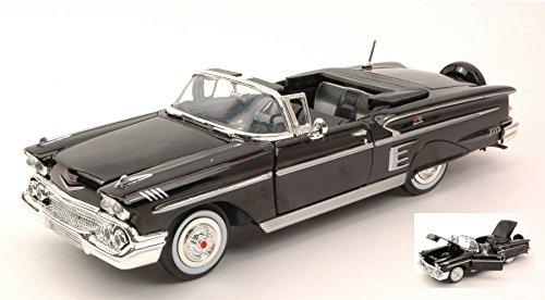 chevrolet-impala-1958-black-124-motormax-auto-stradali-modello-modellino-die-cast