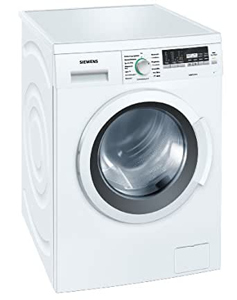 siemens iq500 wm14q4eco waschmaschine frontlader a. Black Bedroom Furniture Sets. Home Design Ideas
