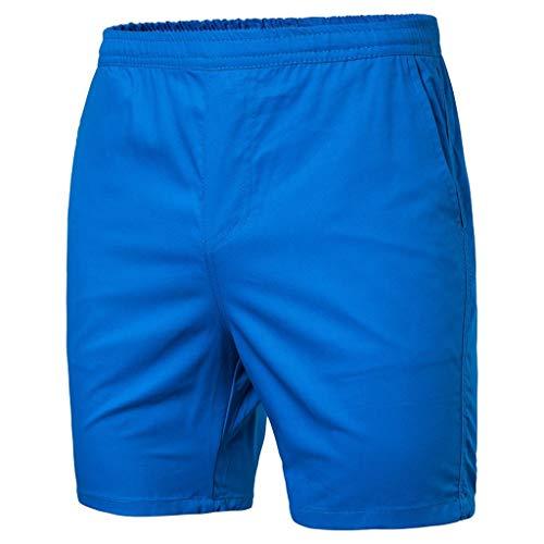 n Herren Strand Surf Board Shorts Sport Sommer Kurze Hosen Joggen Und Training Shorts Fitness Jogging Hose Bermuda Kurzhose Mit Kordelzug ()