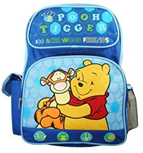 Winnie l'ourson et Tiger Grand Sac à Dos pour les Enfants