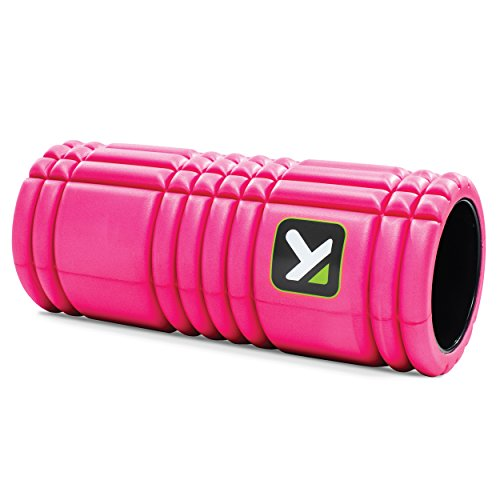 Trigger Point Foamroller Grid - Mit kostenlosen Online-Videos