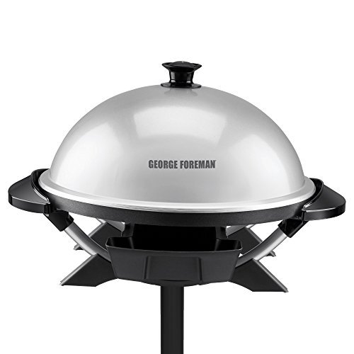 george-foreman-gfo200s-indoor-outdoor-electric-grill-silver-by-george-foreman
