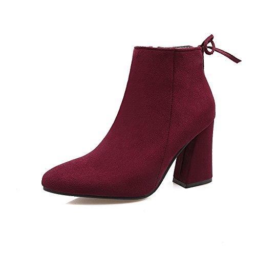 BalaMasa  Abl09710, Sandales Compensées femme red