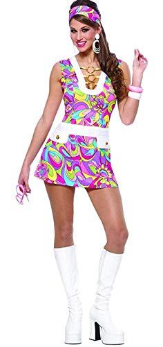Kostüm Franco - Franco Chic Retro Hipping GoGo Costume L