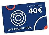LIVE ESCAPE BOX LE 1ER COFFRET CADEAU ESCAPE GAME Billetterie