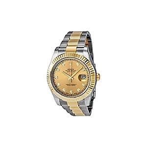 Rolex 116333CDO - Orologio da polso, uomo, acciaio inox, colore: oro