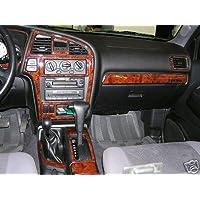 Nissan Pathfinder Interior de Madera del Burl Dash Juego de Acabados Set 2001 2002 2003 2004