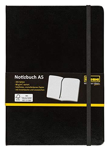 Idena 209281 Notizbuch FSC-Mix, ...