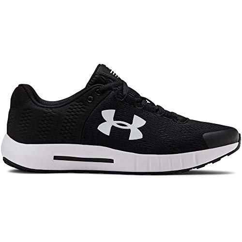 Under Armour Micro G Pursuit Bp Scarpe Running Donna, Nero (Black 002), 38 EU (4.5 UK)