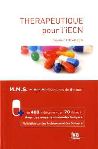 Thérapeutique pour l'iECN par Benjamin Chevallier