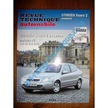RRTA0647.1 REVUE TECHNIQUE AUTOMOBILE CITROEN XSARA 2 Essence Moteurs TU 1.4l et 1.6l 16V