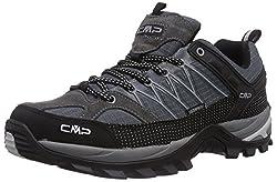 CMP - F.lli Campagnolo Rigel, Herren Trekking- & Wanderhalbschuhe, Grau (Grey U862), 46 EU, 3Q54457