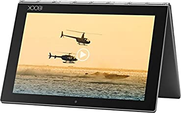 Lenovo Yoga Book Tablet (10.1 inch, 64GB, Wi-Fi + 4G LTE + Voice Calling), Grey