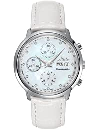 MIDO Women's Automatic Watch M888546962 with Leather Strap