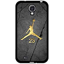 Michael Jordan Air New Custom Series Funda Para Samsung Galaxy S4, Diseño de Michael Jordan Funda Air Phone Series Phone Carcasa Para Samsung Galaxy S4