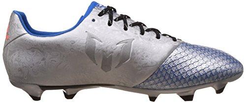 adidas Herren Messi 16.2 Fg Fußballschuhe Plateado (Plamet / Negbas / Azuimp)