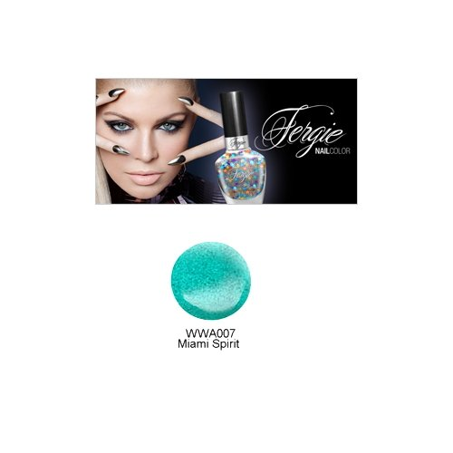 (3 Pack) Wet N Wild FERGIE NAIL COLOR - Miami Spirit