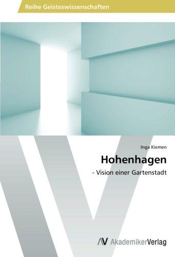 Hohenhagen: - Vision einer Gartenstadt