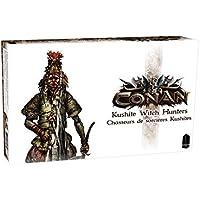 Asmodee - MOCON08FR - Conan - Chasseurs de Sorcières Kushites