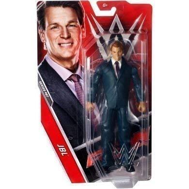 WWE Básico Serie 67 Figura De Acción - JBL 'Comentarista Compatible'
