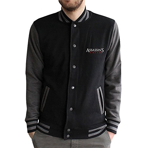 ABYstyle abystyleabyswe017-l Abysse Assassin 's Creed Wappen Man Jacke ()