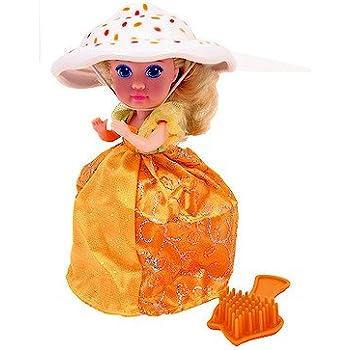 Cupcake Surprise – Princesse Sabrine – Mini Poupée Parfumée